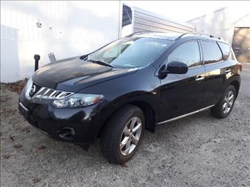 2010 Nissan Murano for sale in Saybrook, CT