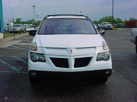 2003 Pontiac Aztek for sale in Pontiac, MI