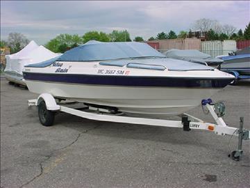 2003 Bayliner 1950 BOWRIDER