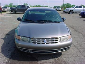 1998 Plymouth Breeze for sale in Pontiac, MI