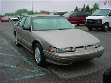 1996 Oldsmobile Cutlass Supreme for sale in Pontiac, MI