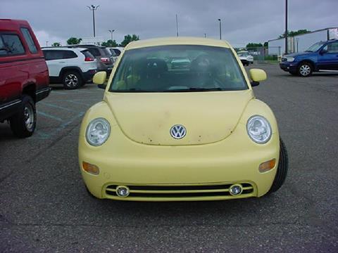 2000 Volkswagen New Beetle for sale in Pontiac, MI