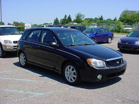 2005 Kia Spectra for sale in Pontiac, MI
