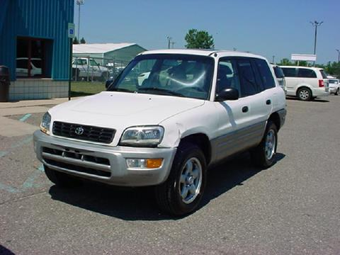 1998 Toyota RAV4 for sale in Pontiac, MI