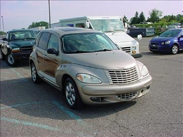 2003 Chrysler PT Cruiser for sale in Pontiac, MI