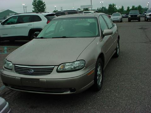 1999 Chevrolet Malibu for sale in Pontiac, MI
