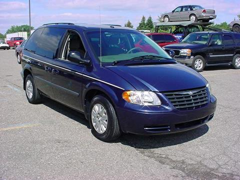 2007 Chrysler Town and Country for sale in Pontiac, MI