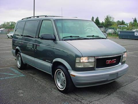2000 GMC Safari for sale in Pontiac, MI