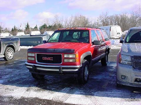1994 GMC Suburban for sale in Pontiac, MI