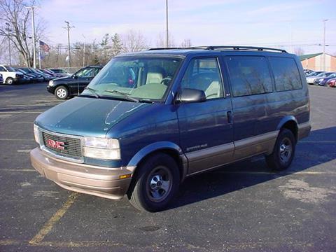 1998 GMC Safari for sale in Pontiac, MI