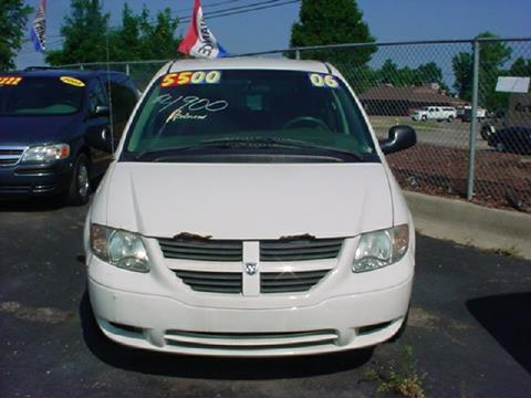 2006 Dodge Caravan for sale in Pontiac, MI