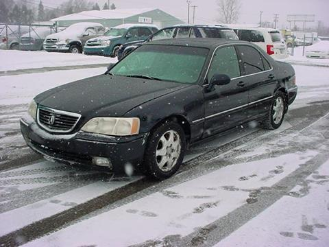 Acura Used Cars Financing For Sale Pontiac VOA Auto Sales