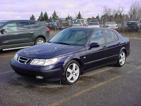2002 Saab 9-5 for sale in Pontiac, MI