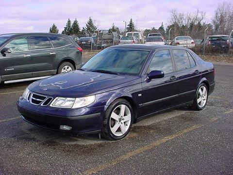 2002 Saab 9-5 for sale in Pontiac, MI