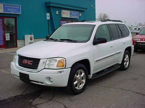 2002 GMC Envoy for sale in Pontiac, MI