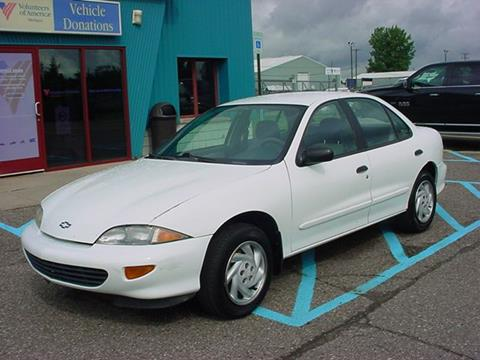 1997 Chevrolet Cavalier for sale in Pontiac, MI