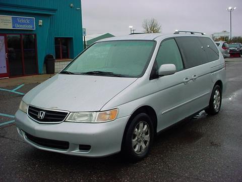 2004 Honda Odyssey for sale in Pontiac, MI