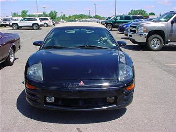 2001 Mitsubishi Eclipse Spyder for sale in Pontiac, MI