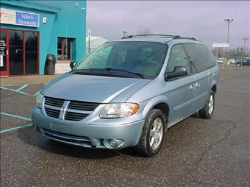 2005 Dodge Grand Caravan for sale in Pontiac, MI