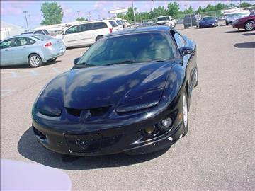 1999 Pontiac Firebird for sale in Pontiac, MI