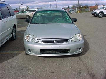 2000 Honda Civic for sale in Pontiac, MI