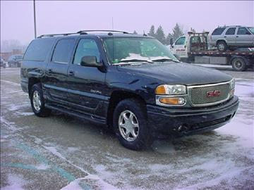 2004 GMC Yukon XL for sale in Pontiac, MI