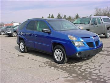 2003 Pontiac Aztek for sale in Pontiac, MI