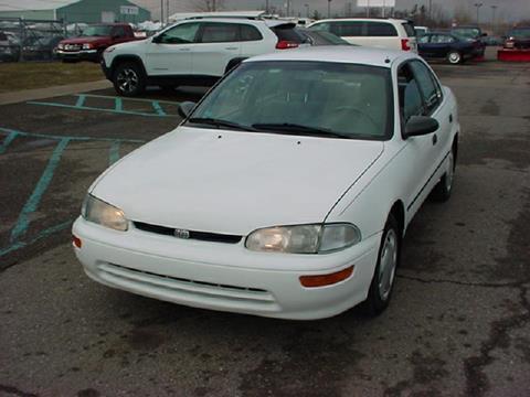 1997 GEO Prizm for sale in Pontiac, MI