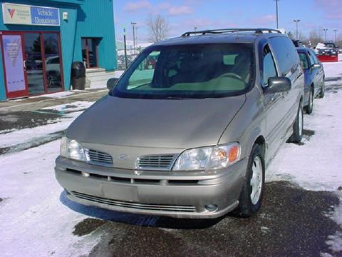 2001 Oldsmobile Silhouette for sale in Pontiac, MI