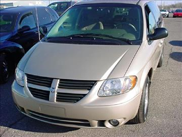 2006 Dodge Grand Caravan for sale in Pontiac, MI