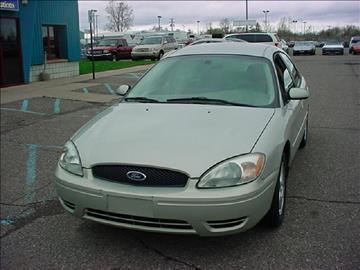 2004 Ford Taurus for sale in Pontiac, MI