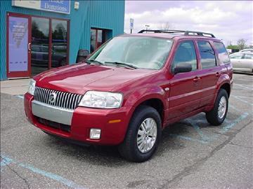 2006 Mercury Mariner for sale in Pontiac, MI