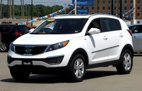 2011 Kia Sportage for sale in Perryville MO