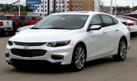 2017 Chevrolet Malibu for sale in Perryville MO