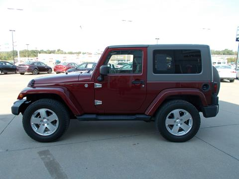2008 Jeep Wrangler for sale in Perryville, MO