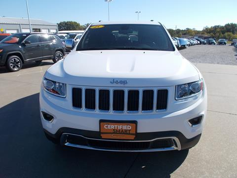 2015 Jeep Grand Cherokee for sale in Perryville MO