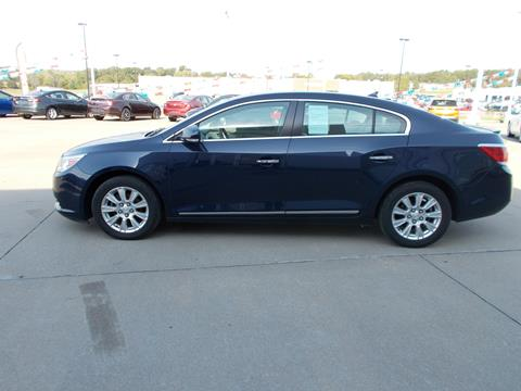 Buick LaCrosse For Sale In Rochester MN Carsforsalecom - Buick rochester mn