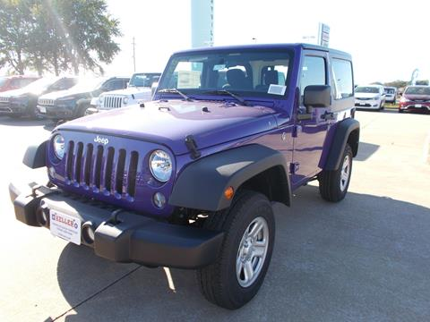 2017 Jeep Wrangler for sale in Perryville, MO