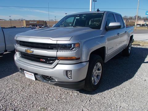 New Chevrolet Silverado 1500 For Sale In Perryville Mo