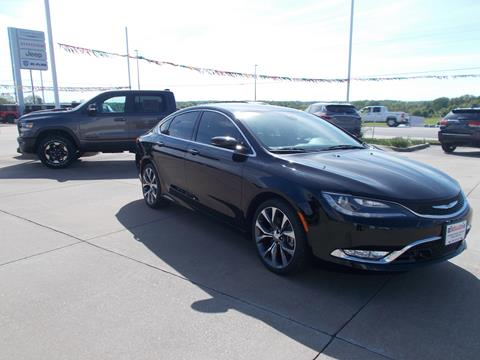 2015 Chrysler 200 for sale in Perryville, MO