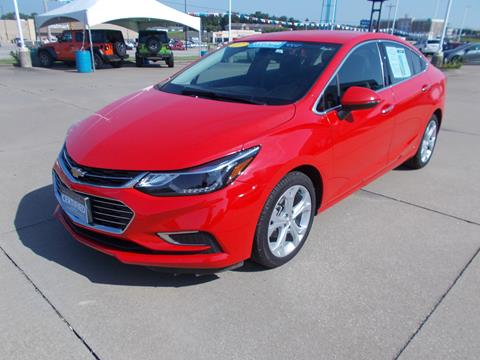 2017 Chevrolet Cruze for sale in Perryville, MO