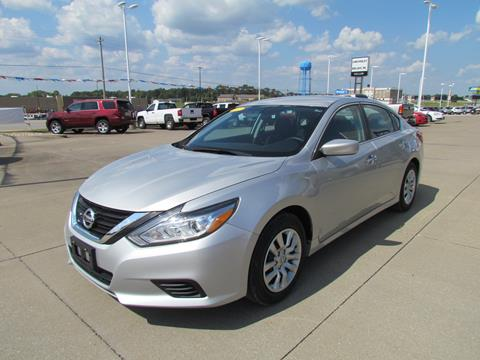 2017 Nissan Altima for sale in Perryville, MO