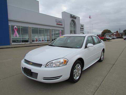 2014 Chevrolet Impala Limited for sale in Perryville, MO