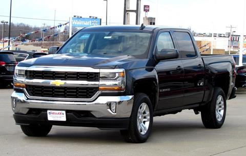 2017 Chevrolet Silverado 1500 for sale in Perryville, MO