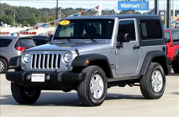 2015 Jeep Wrangler for sale in Perryville, MO