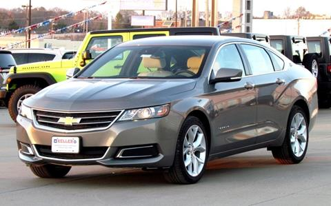 2017 Chevrolet Impala for sale in Perryville, MO