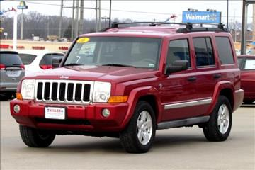 2006 Jeep Commander for sale in Perryville, MO