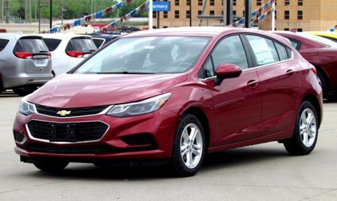 2017 Chevrolet Cruze for sale in Perryville MO