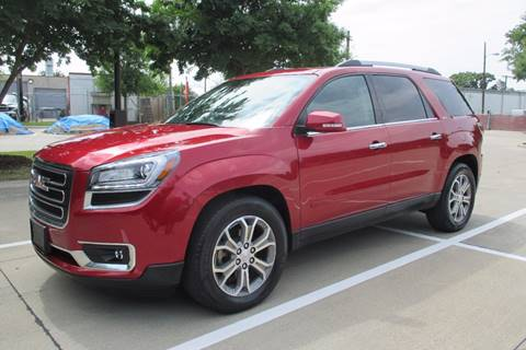2014 GMC Acadia for sale at Vemp Auto in Garland TX