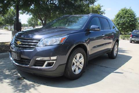 2014 chevrolet traverse for sale in garland tx